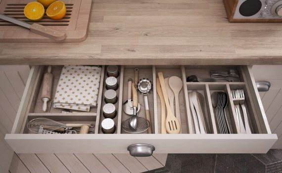 Kitchen Storage - By Alex